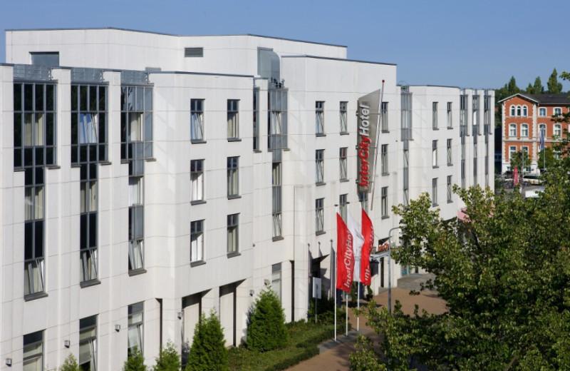 Exterior view of Inter City Hotel Rostock.