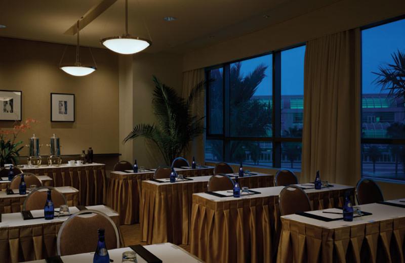 Gaslamp meeting room at Omni San Diego Hotel.