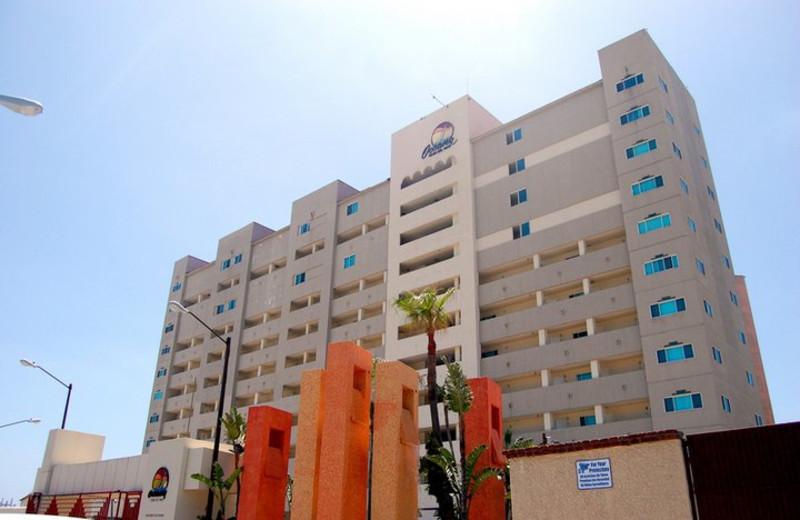 Oceana Casa Del Mar View at  Rosarito Inn Condominiums