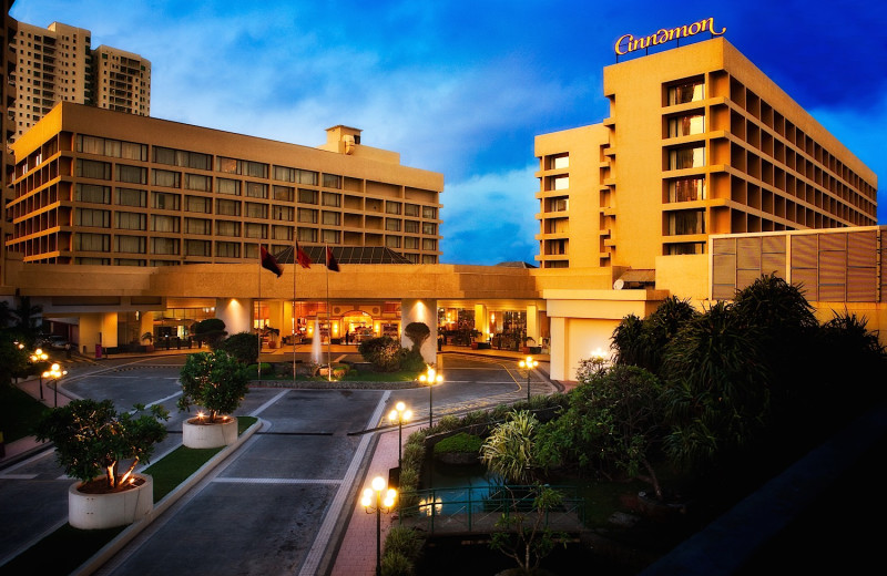 Exterior view of Cinnamon Grand Colombo.