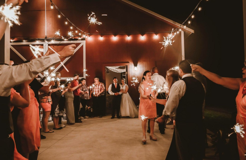 Weddings at Orchard House Bed & Breakfast.