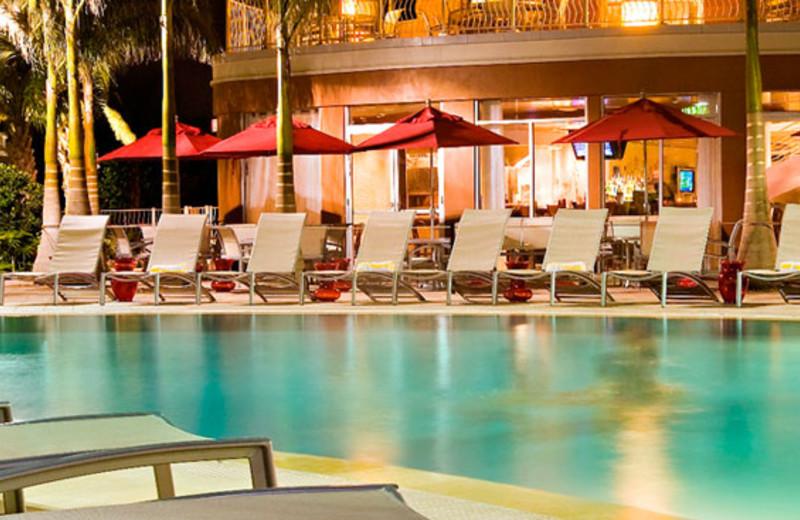 Melia Orlando Suite Hotel At Celebration Orlando Fl Resort
