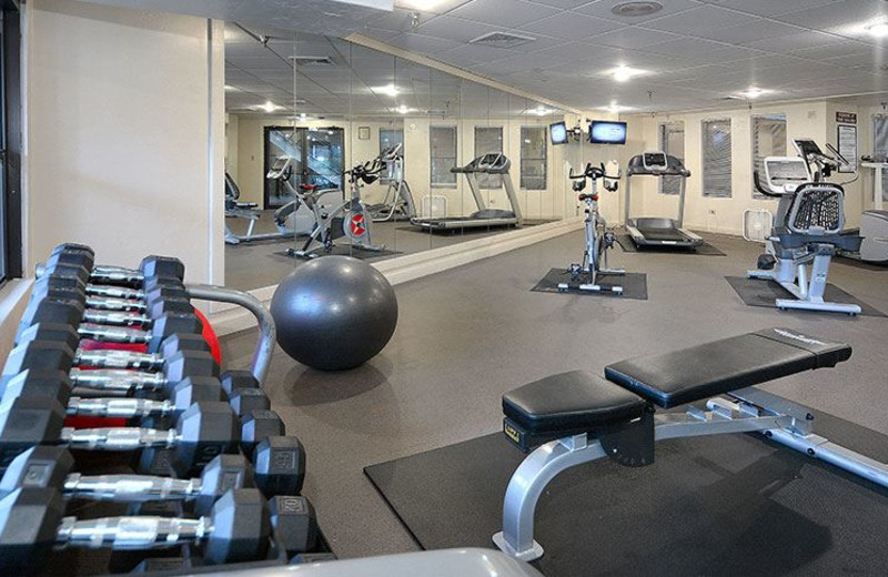 Fitness Center at The Christie Lodge