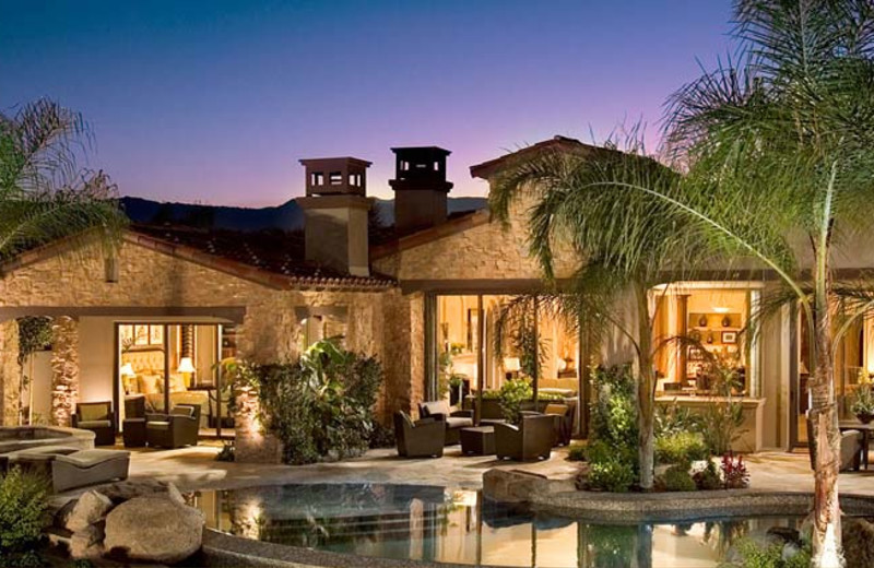 Vacation rental at Toscana Country Club.