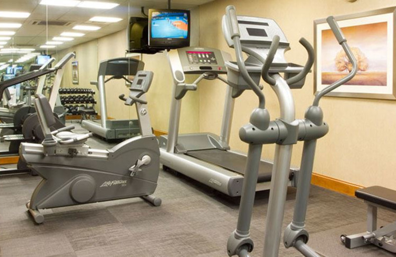 Fitness Center at INN at Wilmington