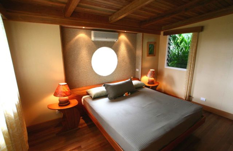 Guest Room at Koro Sun Resort