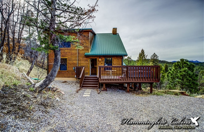 house ral new view cabin ruidoso s exterior gem rentals hidden of hummingbird holly mexico usa original cabins vacation nm rental southeast