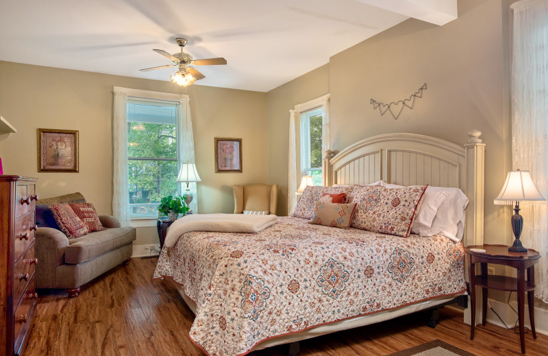 Anchorage Suite King Bedroom
