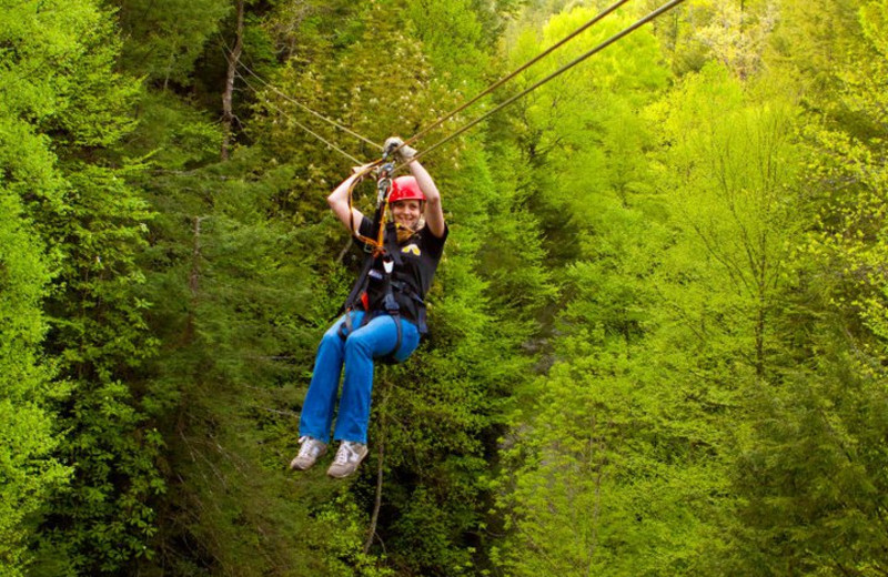 Outdoor Activities at The Resort at Glade Springs