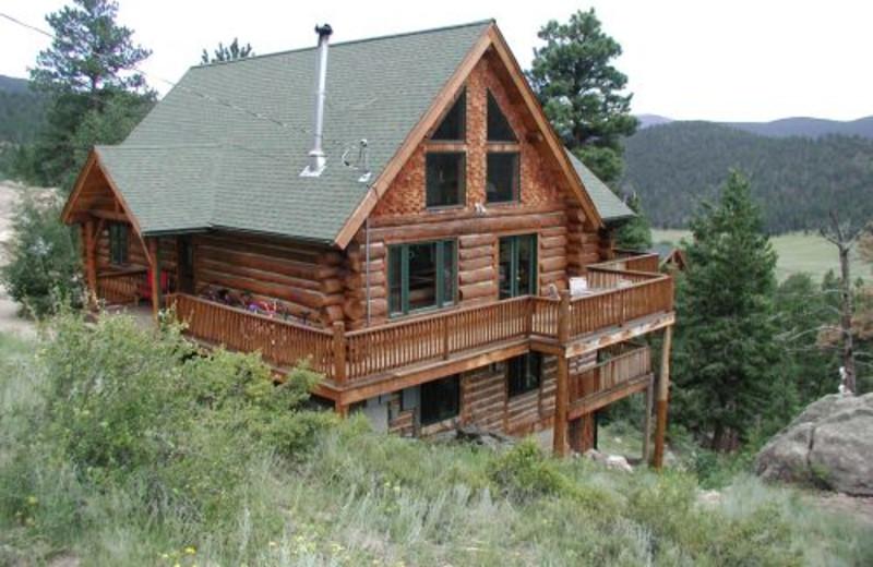 Range Property Management   5BR 3 Bath Vacation Rental In Estes Park,  Colorado