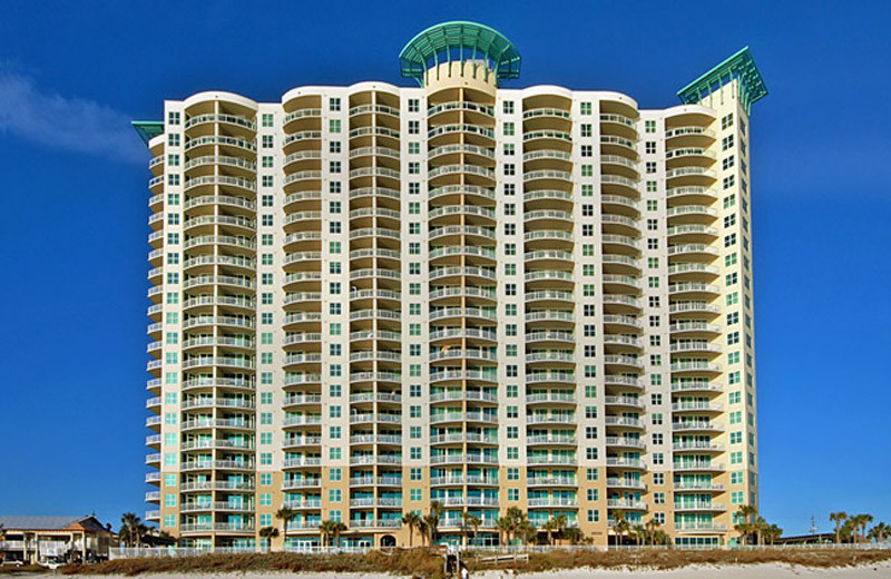 Vacation in a delightful beachfront home and condo in Panama City Beach by Southern.