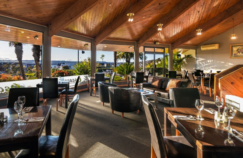 Dining at Lakeland of Taupo Hotel & Conference Venue.