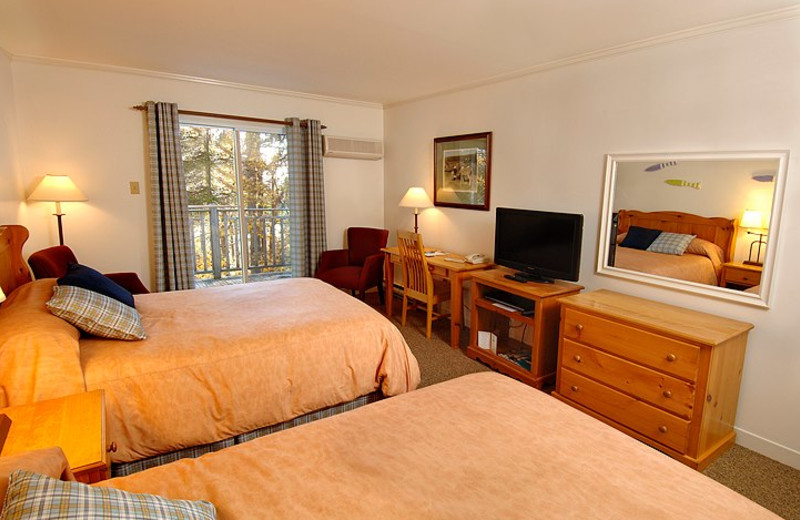 Guest Room at White Point Beach Resort