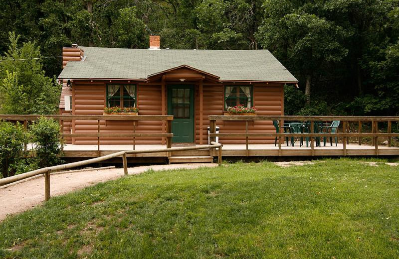 Cabin rental at Black Hills Central Reservations.
