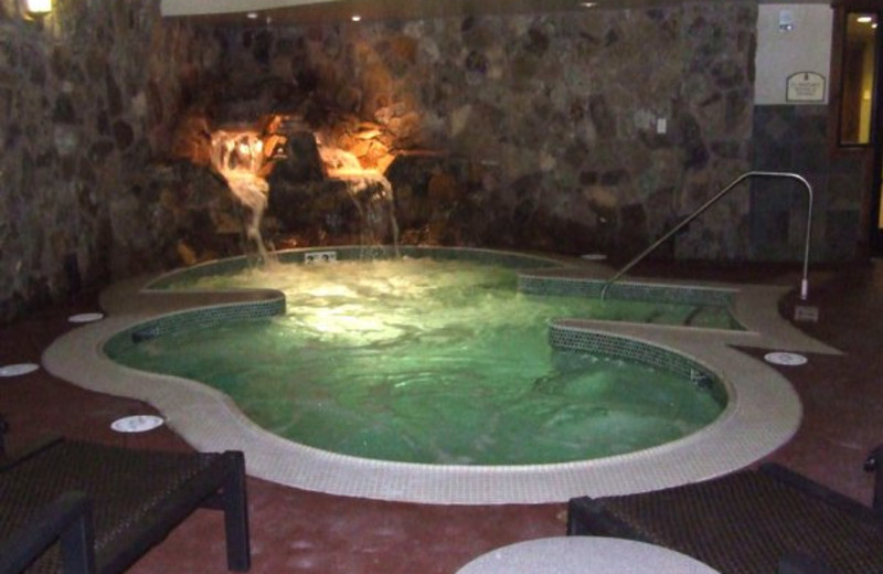 Grotto at Grand Lodge on Peak 7.
