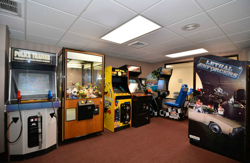 Game Room at Best Western Music Capital Inn