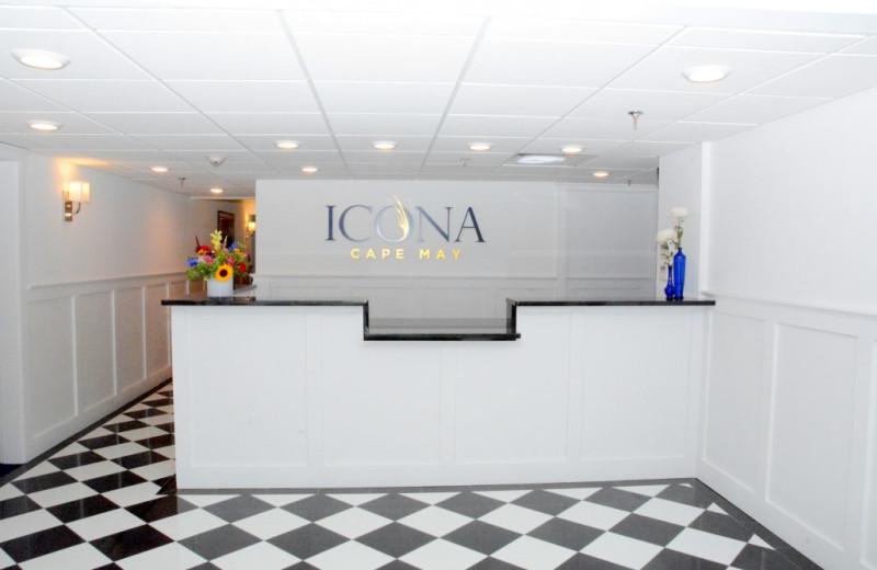 Reception at Icona Cape May.