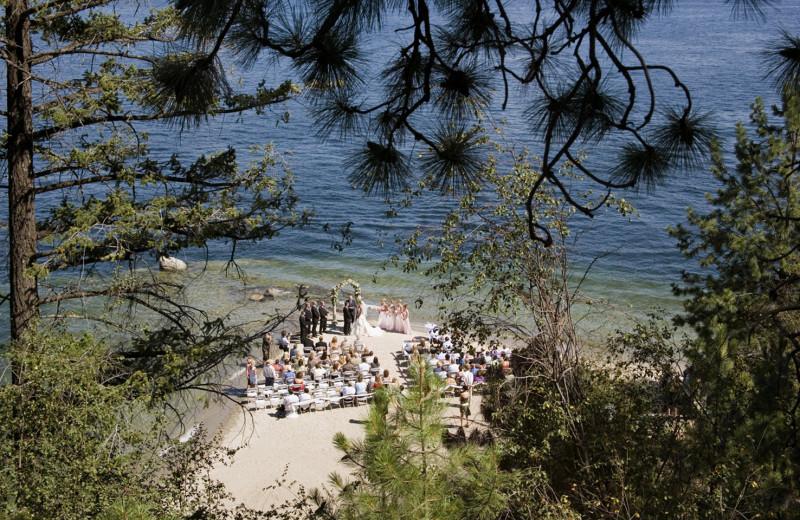 Nature views at Lake Okanagan Resort