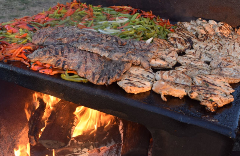 Grill at Flying L Hill Country Resort & Conference Center.
