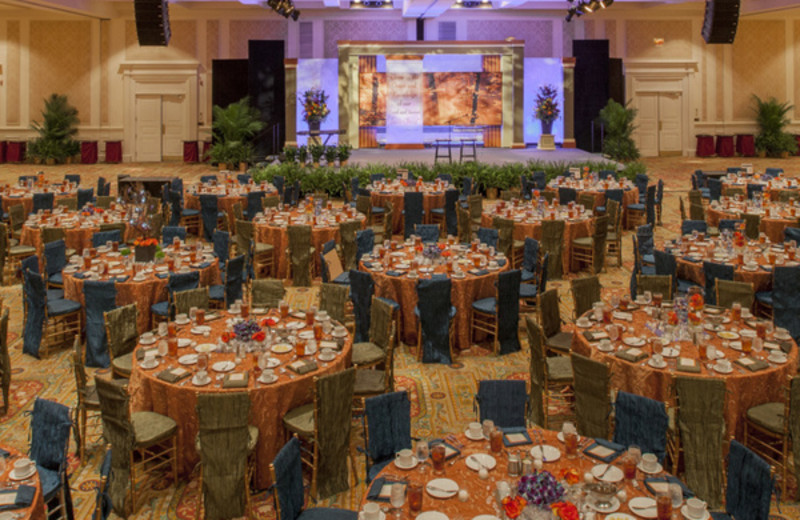 Ballroom at The Founders Inn