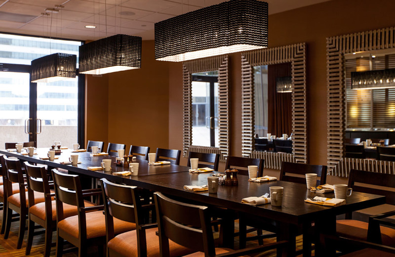 A luxury dining experience at the Hyatt Place Atlanta/Cobb Galleria.