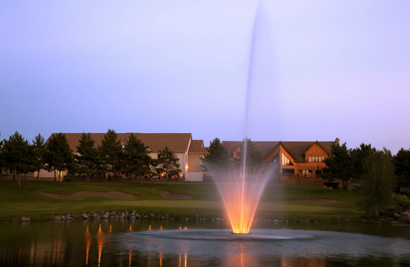 Exterior view of Thumper Pond Golf Course & Resort.
