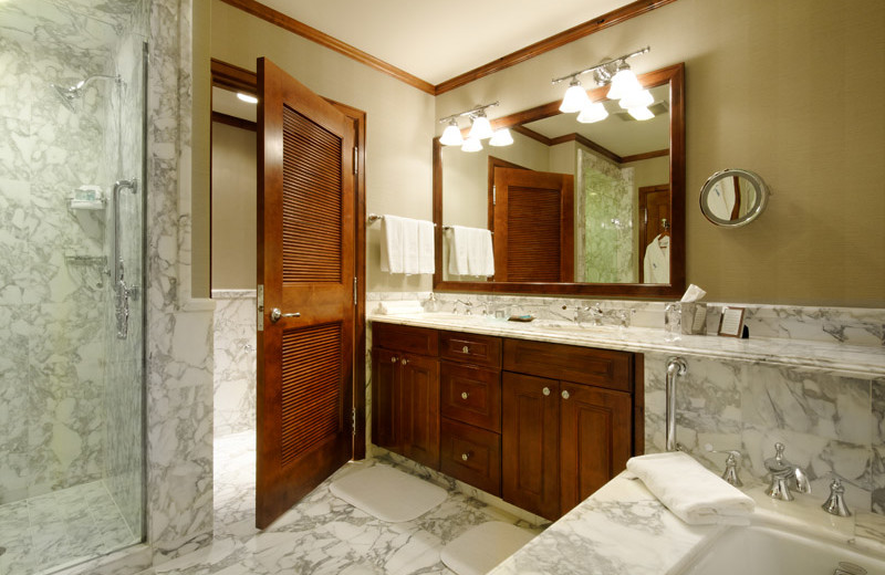 Rental bathroom at Frias Properties of Aspen - Ritz-Carlton Club.