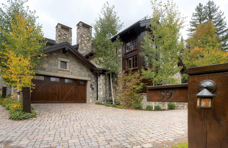 Rental exterior at Beaver Creek Rentals by Owner.