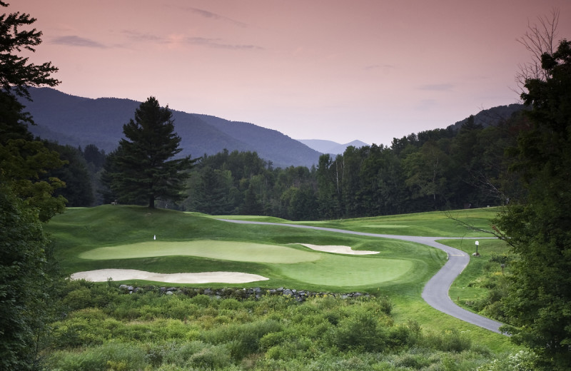 Golf course near Killington Rental Associates.