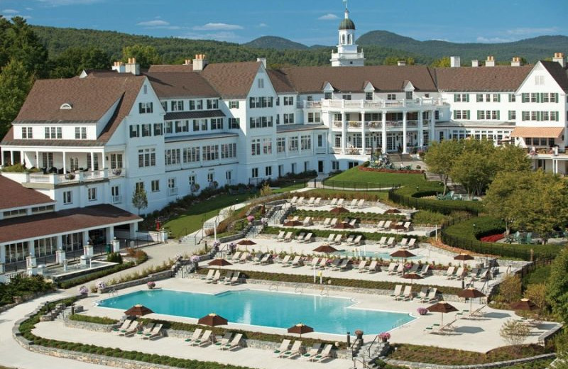 Outdoor Pool at The Sagamore Resort