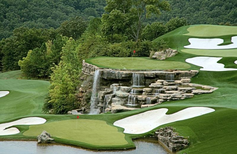 Golf at LuLas Getaway.