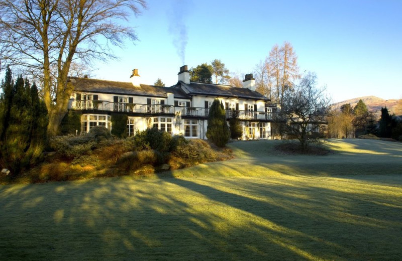 Exterior view of Rothay Manor.