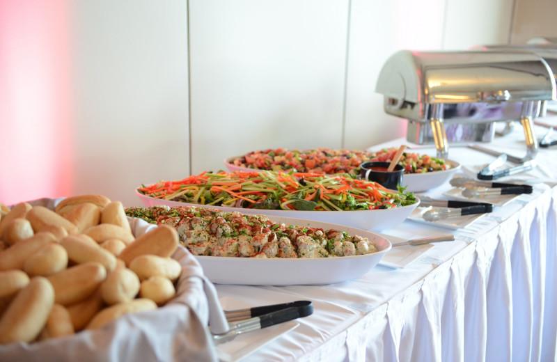 Catering services at Lake Okanagan Resort