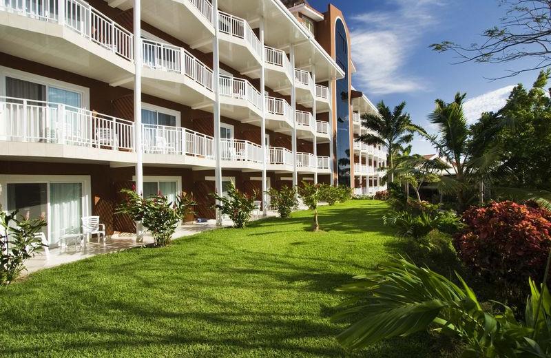 Hotel View at  Barcelo Langosta Beach