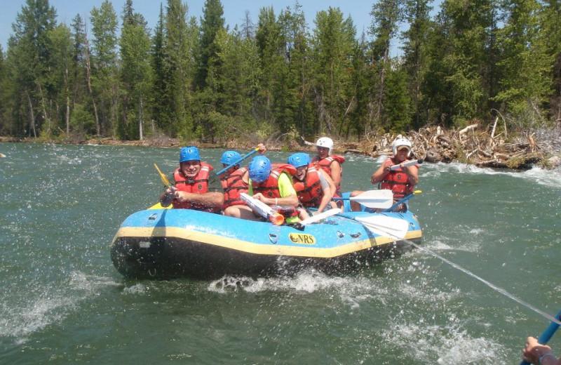 Water Activities at Three Bars Ranch