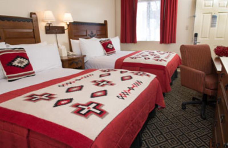 Guest Room at Santa Fe Sage Inn