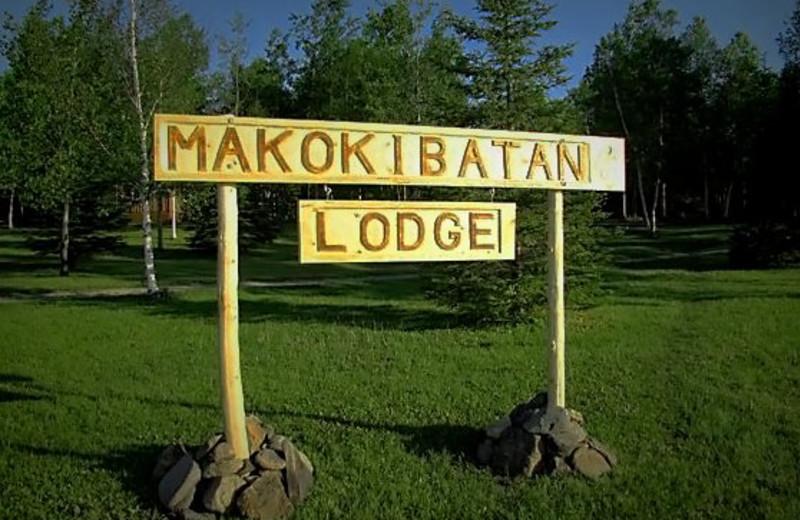 Welcome to Makokibatan Lodge.
