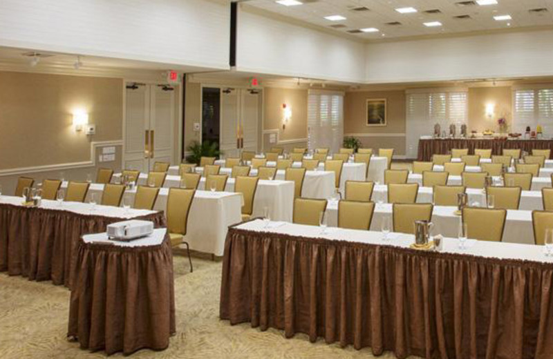 Banquet Room at Longboat Key Club