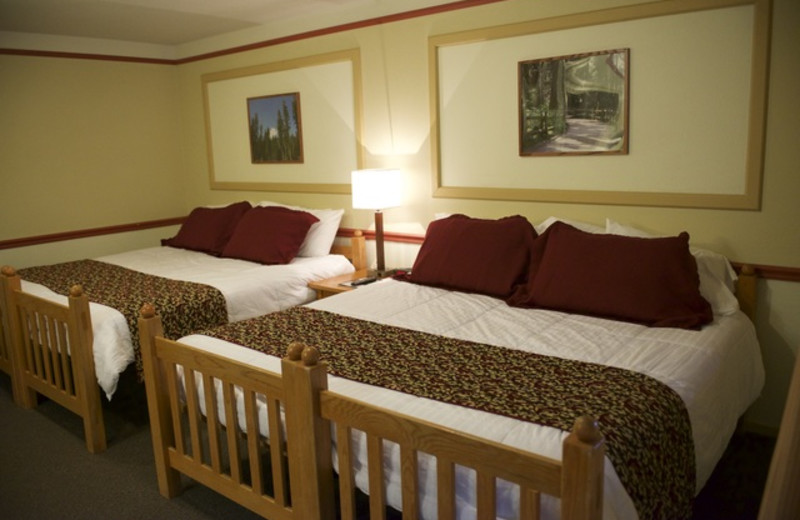 Guest Rooms at Wonder Valley Ranch