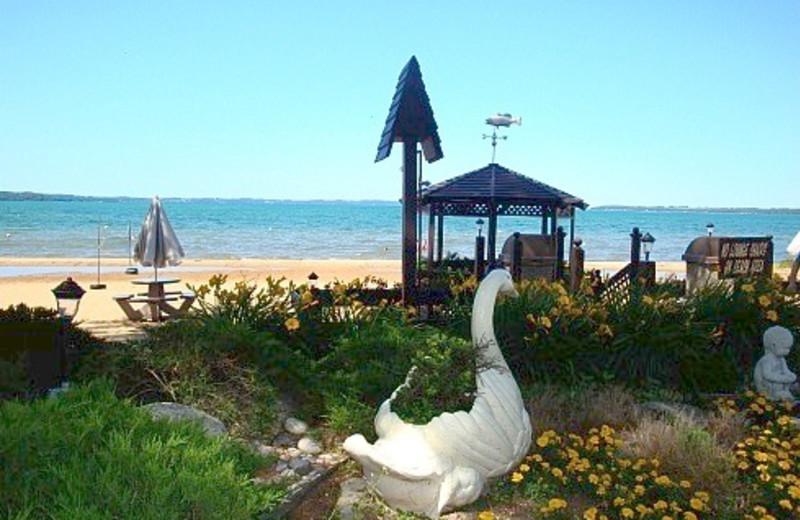 Beach Gazebo at The Beach Haus Resort
