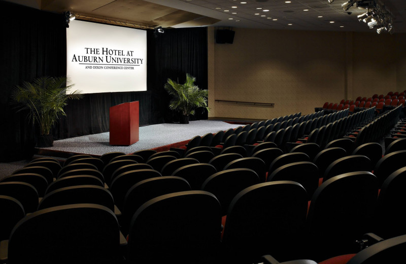 Auditorium at The Hotel at Auburn University and Dixon Conference Center
