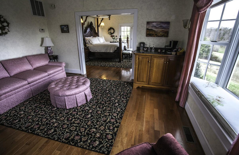 Guest room at Brierley Hill Bed and Breakfast.