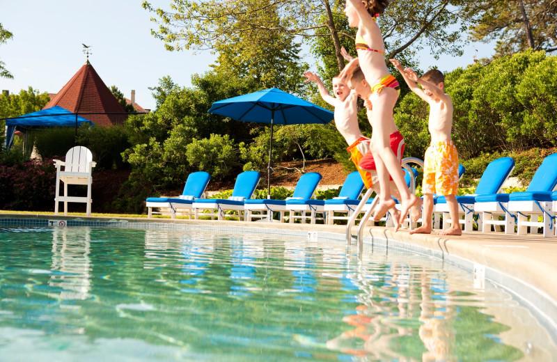 Outdoor pool at Ocean Edge Resort & Golf Club.