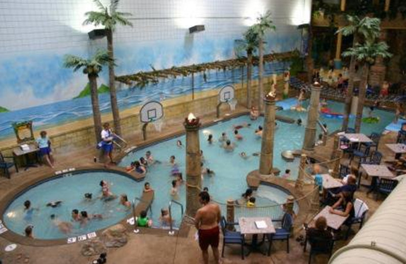 Indoor Waterpark at Edgewater Resort