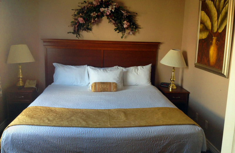 Guest suites at St. George Inn & Suites.