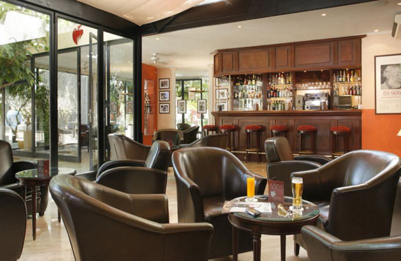 Lobby at Hotel Imperator.