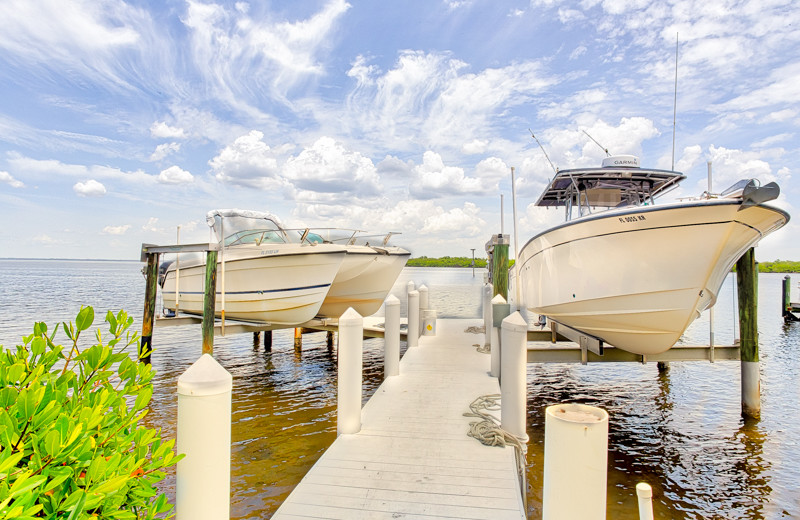 Rental dock at Kingfisher Vacations, Inc.