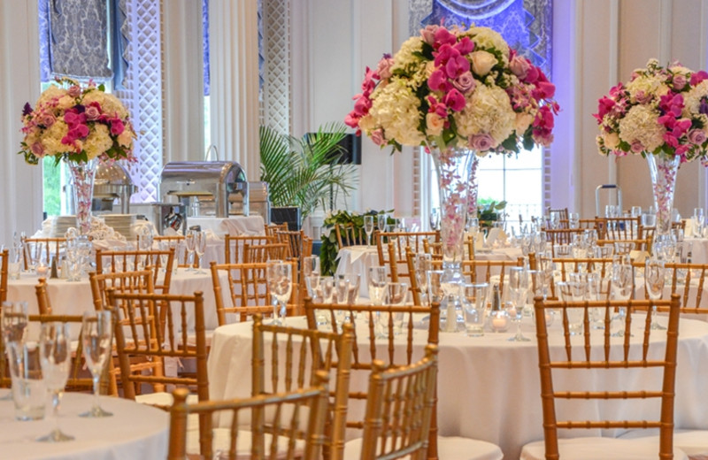 Weddings at The Otesaga Resort Hotel.