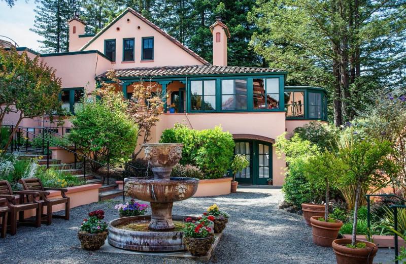 Applewood Inn, Restaurant and Spa (Guerneville, CA) - Resort Reviews ...