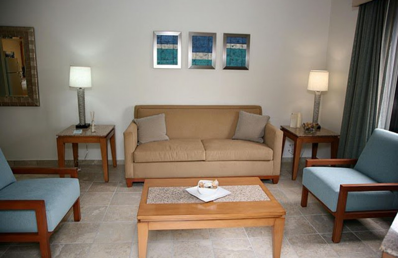 Villa Living Room at Club Cala de Palmas